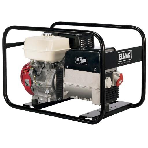 Elmag Elektro agregat SEB 6000W s HONDA-motorjem GX390