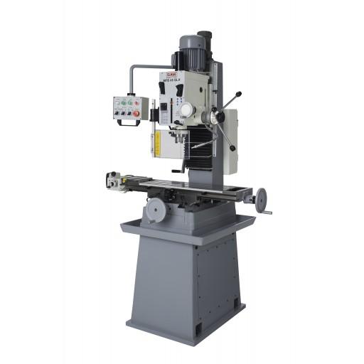 Elmag Rezkalno vrtalni stroj z zobniškim predležjem model MFB 45 GLH s triosnimi merilni