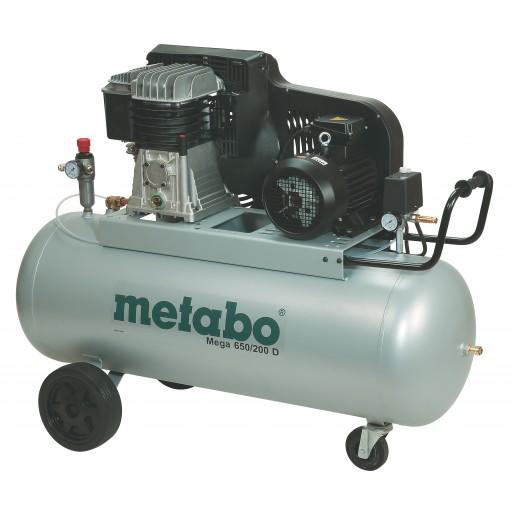 Metabo Mega 650/200 D kompresor