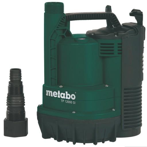 Metabo TP 12000 SI potopna črpalka za čisto vodo