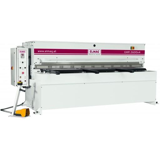 Elmag Mehanične strojne škarje za pločevino GMR 2100x3 mm