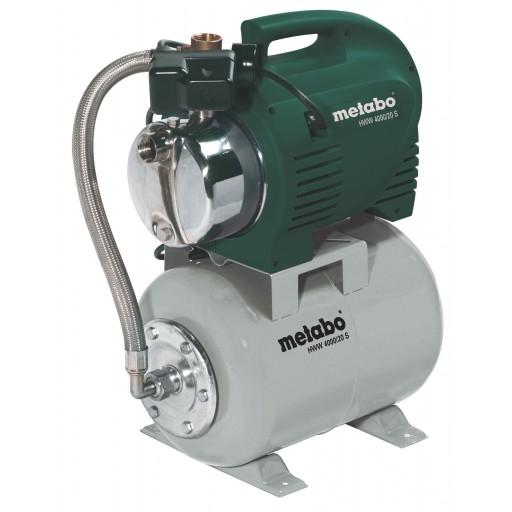 Metabo HWW 4000/20 S hišni hidrofor