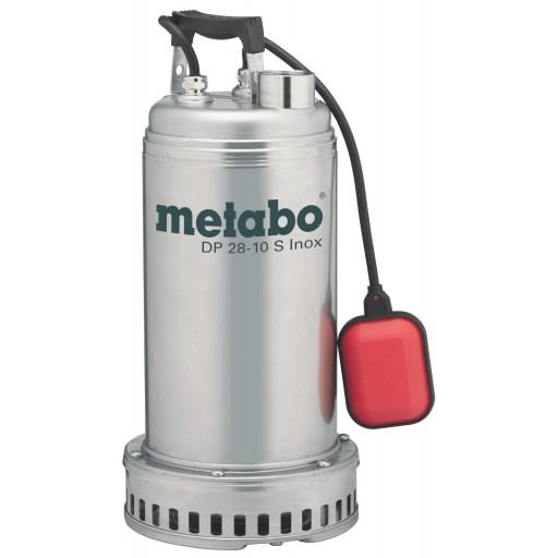 Metabo DP 28-10 S Inox potopna črpalka za umazano vodo