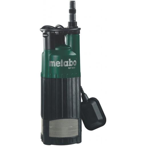 Metabo TDP 7501 S potopna črpalka za čisto vodo