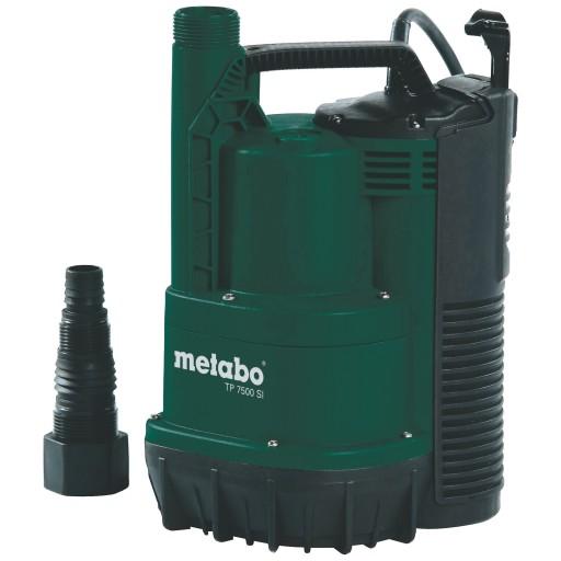 Metabo TP 7500 SI potopna črpalka za čisto vodo