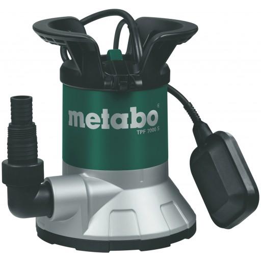 Metabo TPF 7000 S potopna črpalka za čisto vodo
