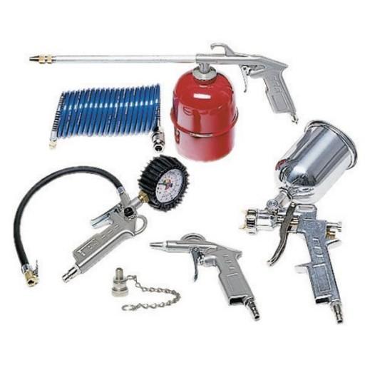 Metabo LPZ 7 S set pnevmatskega orodja