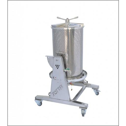 Zottel VS 100 L - Vodna stiskalnica za grozdje