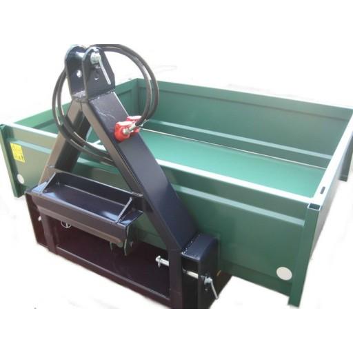 UTP FRAMA EXTRA 1400X1250 H1 - Hidravlični traktorski plato