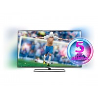 LED TV sprejemnik Philips 47PFK6549 (LED Full HD, 400Hz PMR, 3D, DualCore, Ambilight, Smart TV, DVB-T/C/S/S2)