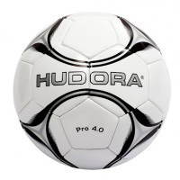 Nogometna žoga Hudora Soccer Ball Pro 4.0