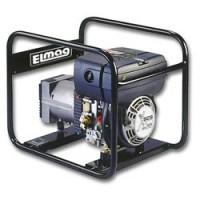 Elmag SED 3000W - Elektro agregats HATZ motorjem 1B20
