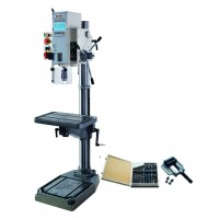 Elmag Vrtalni stroj z zobniškim predležjem GBM 3/30 SNA - Set