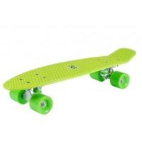 Retro skateboard Hudora limeta