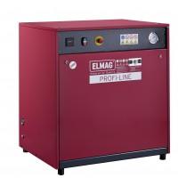 Elmag Kompresor PROFI-LINE SILENT - Paket 1 PLS 750/10/3 D - inkl. 270l tlačna posoda