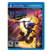 Playstation Vita igra Sly Cooper  Thieves in Time