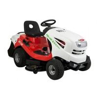 GKZ GR135M - Parkovni traktor z košaro