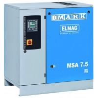 Elmag MARK vijačni kompresor MSA 11  - 10 barov