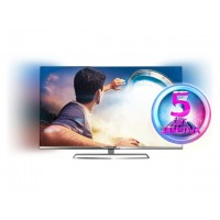LED TV sprejemnik Philips 47PFH6309 (Full HD, Ambilight, Pixel Plus HD, DualCore, 200Hz PMR, Smart TV, DVB-T/C)