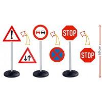 Komplet prometnih znakov Big - mali