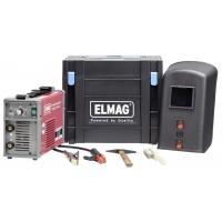 Elmag Varilni aparat inverter HANDY S 1400 S - Set, vključno s kovčkom