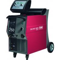 Elmag DIGI-MIG 250 - DMS 250 - Varilni aparat set komplet z jeklenko 20l + žica 15 kg/1,0mm