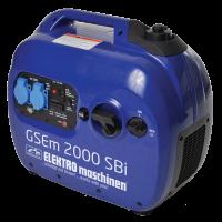 EM GSEm 2000 SBi - agregat