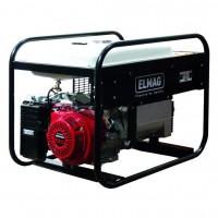 Elmag SEBS 4110W/25 - Elektro agregat z HONDA motorjem GX270