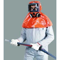 Elmag Zaščitna maska kompletni set M01 za peskalne naprave