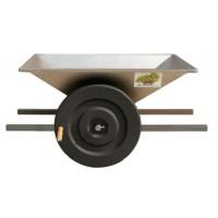 Grifo PGI - Veliki - inox - Ročni mlin z pecljalnikom