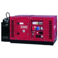 Elmag SEBSS 12000WDE - Elektro agregat z HONDA motorjem GX630