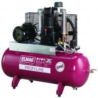 Elmag Kompresor PROFI-LINE PL-H 800/15/300 D, s preklopnikom zvezda/trikot