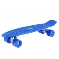 Retro skateboard Hudora modra