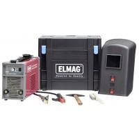 """Elmag Varilni aparat inverter PUMA """"PFC"""" S 1700 POWER - Set, vključno s kovčkom"""