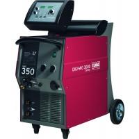 Elmag DIGI-MIG 350 - DMS 350 - Varilni aparat set komplet z jeklenko 20l + žica 15 kg/1,0mm