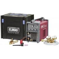 Elmag WIG Varilni aparat inverter SMARTY 160 POWER -  SET