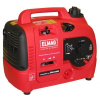 Elmag SEBSSi 1000W  Elektro inverterski agregat z HONDA motorjem GXH50
