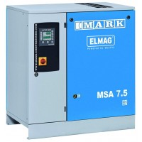 Elmag MARK vijačni kompresor MSA 7,5  - 10 barov