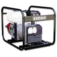 Elmag SEB 4100W - Elektro agregat z HONDA-motorjem GX270