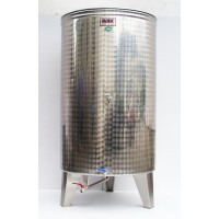 Posoda 1080L -Konus / 2 x pipa/ 1 x ventil / odprt sis.
