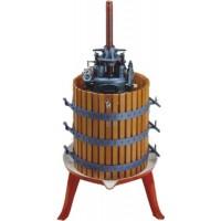Stiskalnica grozdja 60X75-210L D - hidravlična