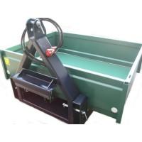 UTP FRAMA EXTRA 1600X1000 H2 - Hidravlični traktoski plato