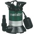 Metabo TP 8000 S potopna črpalka za čisto vodo